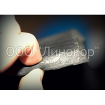 Губчатая (пористая) резиновая техпластина