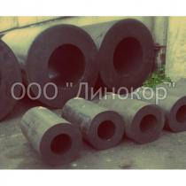 Трубы отбойные резиновые цилиндрические